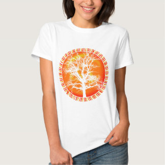 Trees are Constant T Shirt