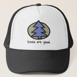 Trees Are Good Design Trucker Hat