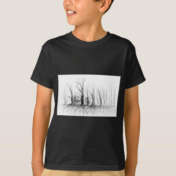 Trees are Watching You T-Shirt