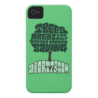 Trees Aren't the Only Things... / Abort73.com iPhone 4 Case-Mate Case
