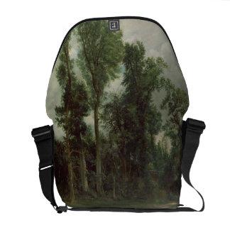 Trees at Hampstead Messenger Bag