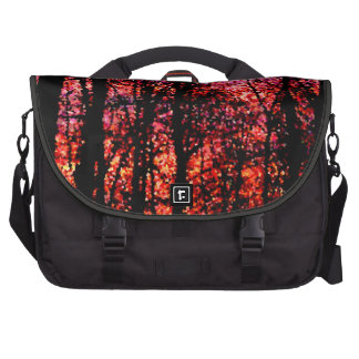Trees at Sunset Commuter Laptop Bag