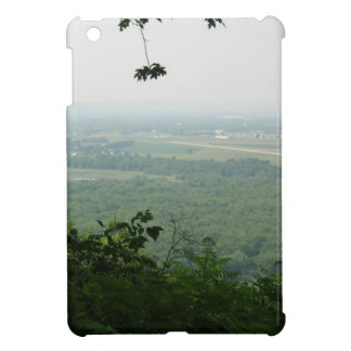 Trees at Wyalusing State Park - Homes Down Below iPad Mini Covers
