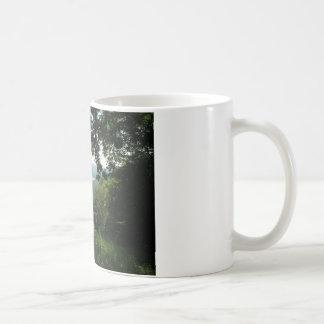 Trees at Wyalusing State Park - River Down Below Coffee Mug