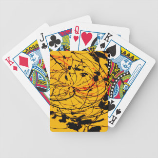 TREES BIZARRE 11 BICYCLE PLAYING CARDS