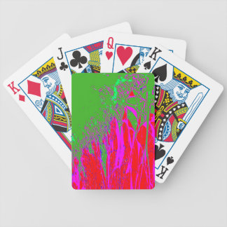 TREES BIZARRE 14 BICYCLE PLAYING CARDS