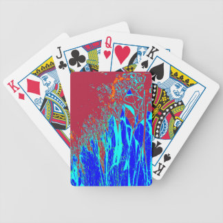 TREES BIZARRE 15 BICYCLE PLAYING CARDS