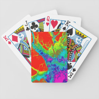 TREES BIZARRE 16 BICYCLE PLAYING CARDS