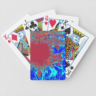 TREES BIZARRE 22 BICYCLE PLAYING CARDS