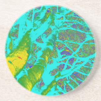 TREES BIZARRE 23 DRINK COASTERS