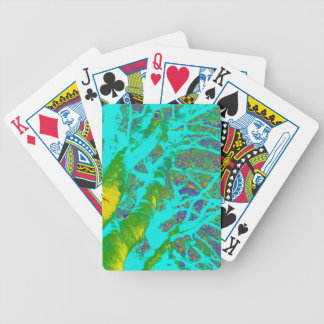 TREES BIZARRE 23 BICYCLE PLAYING CARDS