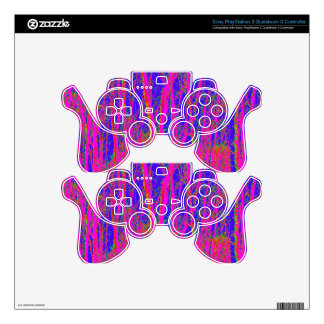 TREES BIZARRE 7 PS3 CONTROLLER DECAL