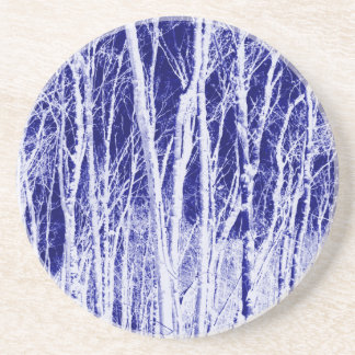 TREES BIZARRE 8 DRINK COASTERS