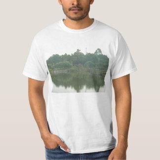 Trees by lagoon T-Shirt
