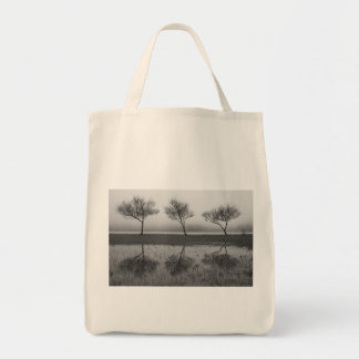 Trees by the lake bag