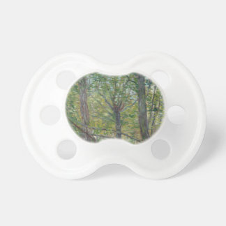 Trees by Vincent Van Gogh Pacifier