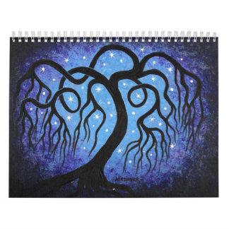 Trees, calendar