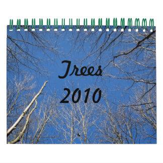 Trees Calendar 2010