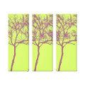 trees wrappedcanvas