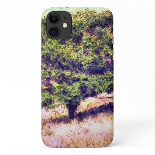 TREES iPhone 11 CASE