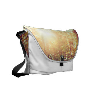 Trees Courier Bag