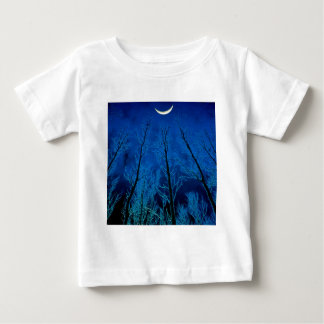 Trees Eerie Silence Baby T-Shirt