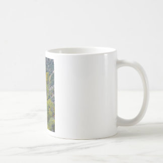 TREES FALL AUTUMN CLASSIC WHITE COFFEE MUG
