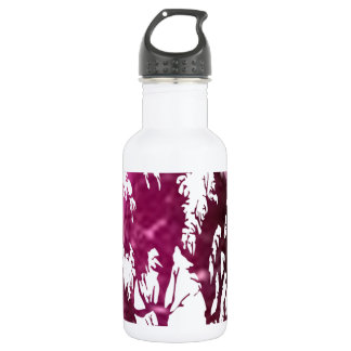 TREES Fall Color Graphics TEMPLATE Resellers 18oz Water Bottle