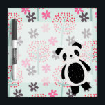"""Trees, Flowers, and Panda Bears Dry Erase Board<br><div class=""""desc"""">Trees, Flowers, and Panda Bears design products for home, office, and personal use including dry erase boards, electronic device cases, watches, wallets, buttons, bags, pillows, serving trays, paper plates and napkins, candy favors, gift boxes and bags, notebooks, and so many other items with a cute, fun, whimsical design featuring trees,...</div>"""