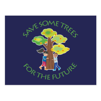 Trees for the Future Postcard