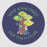 Trees for the Future Sticker