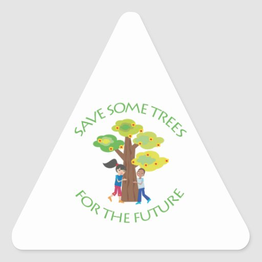 Trees for the Future Stickers