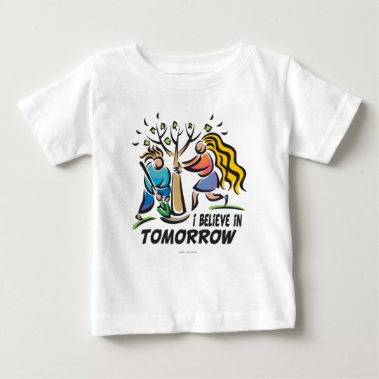 Trees for Tomorrow Baby T-Shirt
