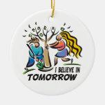 Trees for Tomorrow Christmas Ornament