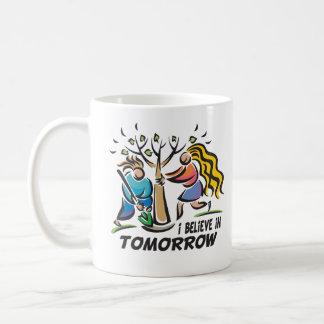 Trees for Tomorrow Coffee Mug