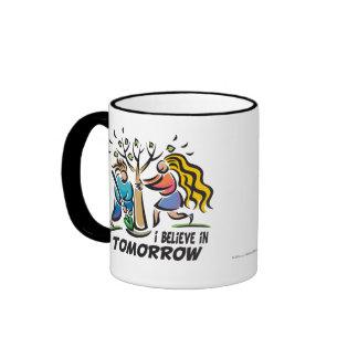 Trees for Tomorrow Ringer Mug