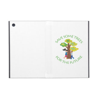 Trees, Forests, Hugger iPad Mini Case