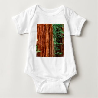 Trees Giant Sequoia Mariposa Grove Yosemite T-shirt