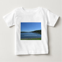 Trees Give Peace Baby T-Shirt