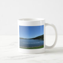Trees Give Peace Coffee Mug