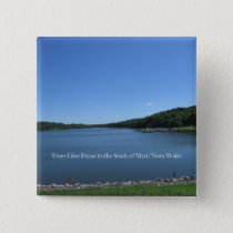 Trees Give Peace Pinback Button