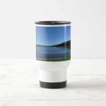 Trees Give Peace Travel Mug