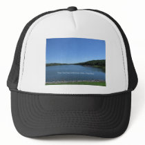 Trees Give Peace Trucker Hat