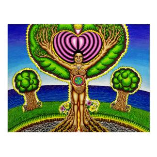 Trees got Soul  Postcard