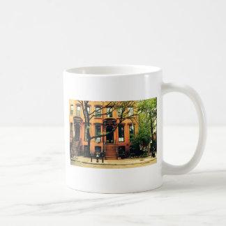 Trees Grow in Brooklyn Classic White Coffee Mug