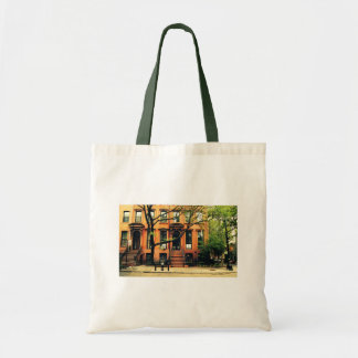 Trees Grow in Brooklyn Tote Bag