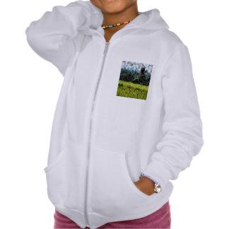 Trees guarding the farm sweatshirt