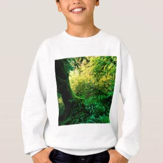 Trees Hoh Rain Olympic Sweatshirt