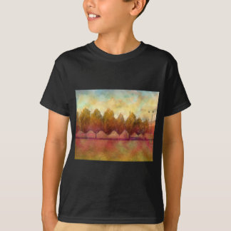 Trees in a Row T-Shirt