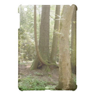 Trees in an Awkward Position iPad Mini Covers